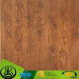 Бумага деревянного зерна декоративная с Non-Рассогласовывает картину для пола