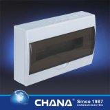 коробка распределения пластмассы 4way 8way силы 63A 10ka поверхностная установленная