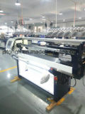 De geautomatiseerde Enige Vlakke Breiende Machine van het Systeem (tl-152S)