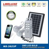 3W Rechargeable gelijkstroom Emergency LED Solar Light