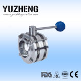 中国のYuzheng Thread Butterfly Valve Manufacturer