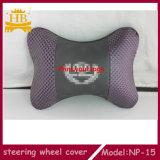 Personalizzare l'alta qualità può stampare il vostro cuscino del collo dell'automobile degli accessori dell'automobile di marchio