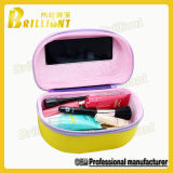 Chiusura lampo Custom Makeup Caso con Light Mirror (AMC-003)