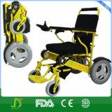 [250و] [أولترا] منافس من الوزن الخفيف يطوي قوة كرسيّ ذو عجلات