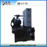 Hanbell 압축기 (70ton 냉각 수용량)를 가진 Semi-Hermetic 나사 물 냉각장치