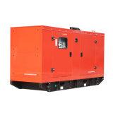 45kVA Isuzeのディーゼル機関の無声ディーゼル発電機セット(US45G)
