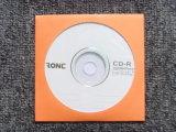 80g unbelegte CD DVD Papierhülse