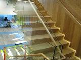 階段手すりのための薄板にされたガラス