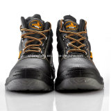 Men M-8138のための革Safety Shoes