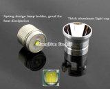 Taschenlampe des Tauchen-XPE-T6, eine super leistungsfähige Taschenlampe