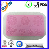 Mode New Silicone Lace Mat, Sugar Lace Mat, Cake Lace Mold pour Cake Decoration