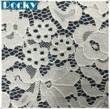Stof van het Kant van de Polyester van de Toebehoren van het kledingstuk de Textiel Nylon