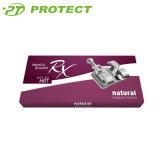 Orthodontic dental Metal Bracket com Hook (duas partes)