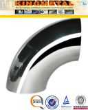 Ss316 12 instalaciones de tuberías del codo del grado 3D de la pulgada Sch80 90