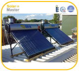 Projeto novo calefator de água 2016 solar pressurizado (EN12976)