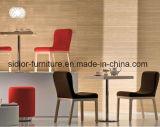 (SD-1004) Upholstery de madeira da tela do frame do restaurante moderno que janta a cadeira