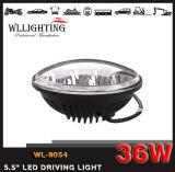 헤드라이트를 모는 Offroad LED 4X4 36W 자동 차 LED 트럭