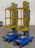 Plate-forme stable sûre de mât pour l'entretien