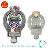 China-Fabrik-Zubehör-kundenspezifisches Decklack-Farben-Metallpin-Abzeichen (KD-753)