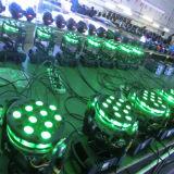 36PCS 3W RGBW LED bewegliches Hauptträger-Licht