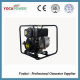 3inch de lucht Gekoelde Pomp van het Water van de Dieselmotor voor het Gebruik van de Landbouw