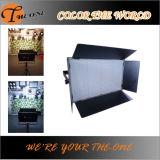 Luz do estúdio do diodo emissor de luz da tevê do equipamento da foto do poder superior a melhor