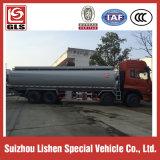 Movimentação do caminhão de combustível 8X4 de HOWO, capacidade 30 do tanque, 000L