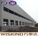 Здание стальной работы конструкции индустрии сертификата ISO