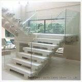 Verre feuilleté pour la balustrade d'escalier