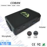 Mini perseguidor personal portable del GPS para los cabritos con la tarjeta y SOS, Coban Tk102 de SIM