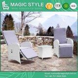 O vime relaxa o Rattan da cadeira relaxa a cadeira ajustável moderna da cadeira pneumática da cadeira (o estilo mágico)