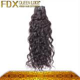 人間の毛髪の美しい毛の拡張を編む強い二重層