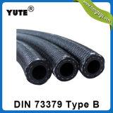 DIN73379 van de Katoenen van het type B NBR de Slang Brandstof van Overbraided