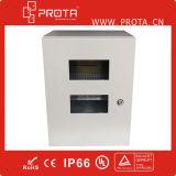 Boîte de distribution électrique de boîte de panneau de commande de clôture