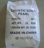 Soda cáustica dos produtos químicos da produção do sabão