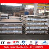 3105 Plaat Vijf van het Patroon van het aluminium de Diamant van de Staaf