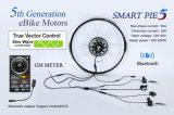 Moteur sans brosse magique de C.C du pâté en croûte 5 24V/36V/48V 250With500With1000W pour la bicyclette électrique