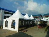 De openlucht Tent van de Pagode van de Partij van 5X5m pvc Verfraaide voor de Gebeurtenissen van het Huwelijk