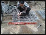 De gegalvaniseerde Open Bevloering van het Staal van het Netwerk van Professionele Grating Fabrikant