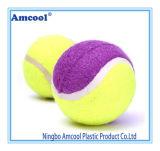Ecoの友好的で物質的な飼い犬のテニス・ボール