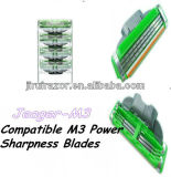 Rasierklinge kompatibel mit Gillette Mach3 (JG-M3)