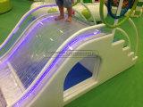 Elogio de diversões Queda da água de slides Interior Equipamento para Playground Vendas
