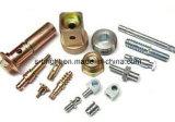 Usinage de tours pour pièces métalliques
