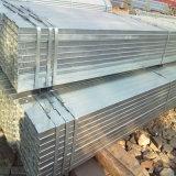 Tubulação de aço galvanizada mergulhada quente quadrada para a construção de aço