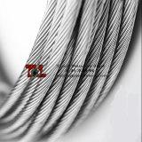 Edelstahl-Kabel 1X19 8mm 304