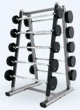 Аттестованный Ce шкаф Barbells гимнастики оборудования пригодности коммерчески олимпийский