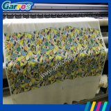 3Dデジタルの直接綿か絹またはポリエステルファブリック印字機を転送する倍4カラーGarrosロール