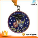 Medalha graduada da lembrança das lembranças baratas do preço