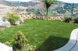 erba artificiale 4-Color per il paesaggio e l'asilo, fornitore di Wuxi
