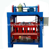 Prix creux concret semi-automatique de machine de brique